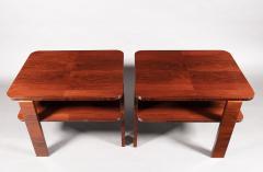 ILIAD DESIGN A Pair of Art Deco Style Occasional Tables by ILIAD Design - 2115437
