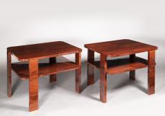 ILIAD DESIGN A Pair of Art Deco Style Occasional Tables by ILIAD Design - 2115438