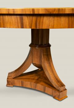 ILIAD DESIGN Biedermeier Inspired Double Pedestal Extendable Dining Table by ILIAD Design - 635202