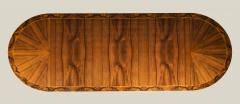 ILIAD DESIGN Biedermeier Inspired Double Pedestal Extendable Dining Table by ILIAD Design - 635204