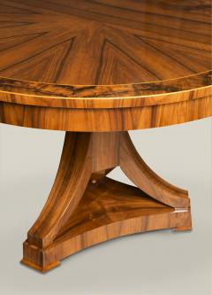 ILIAD DESIGN Biedermeier Inspired Double Pedestal Extendable Dining Table by ILIAD Design - 635205