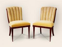 ILIAD DESIGN Scallop back side chairs by ILIAD Design - 1243888