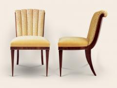 ILIAD DESIGN Scallop back side chairs by ILIAD Design - 1243892