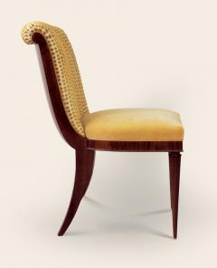 ILIAD DESIGN Scallop back side chairs by ILIAD Design - 1243893