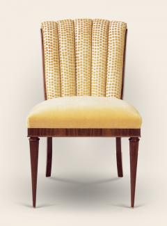 ILIAD DESIGN Scallop back side chairs by ILIAD Design - 1243895