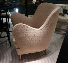 ISA A pair of armchairs by ISA Italy 50 - 763799