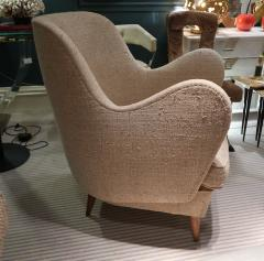 ISA A pair of armchairs by ISA Italy 50 - 763806