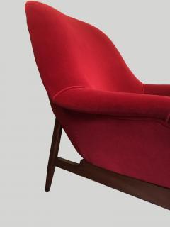 ISA Bergamo I S A Italy Pair of armchairs - 1025099