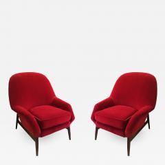 ISA Bergamo I S A Italy Pair of armchairs - 1041369