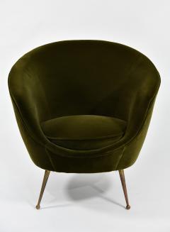 ISA Bergamo I S A Italy Pair of chic egg chairs - 1531685