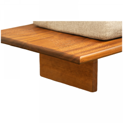 Ian Love Design Brazilian Cherry Couch - 1494505
