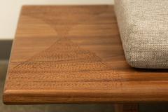Ian Love Design Brazilian Cherry Couch - 1494507