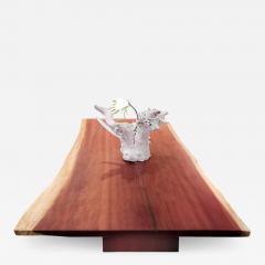 Ian Love Design Purple Heart Dining Table - 1497050