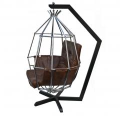 Ib Arberg Ib Arberg Hanging Parrot Mid Century Modern Chair - 1752954