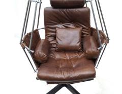 Ib Arberg Ib Arberg Hanging Parrot Mid Century Modern Chair - 1752956