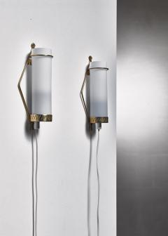 Idman Oy Maria Lindeman pair of wall lamps for Idman Finland 1950s - 977758