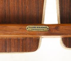 Illums Bolighus Danish Dining Chairs by Illums Bolighus - 1879422