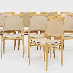 Illums Bolighus Eight Dining Chairs from Illum Bolighus - 1776051
