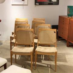 Illums Bolighus Eight Dining Chairs from Illum Bolighus - 1776052
