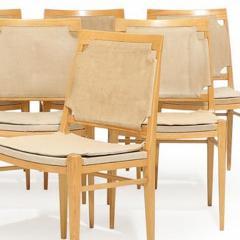 Illums Bolighus Eight Dining Chairs from Illum Bolighus - 1776056