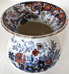 Imari Victorian Porcelain Spittoon Circa 1880 by Imari Japan - 997910