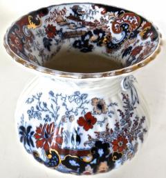 Imari Victorian Porcelain Spittoon Circa 1880 by Imari Japan - 997911