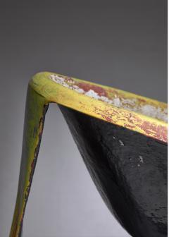 Ing G J Athmer Molded fiberglass prototype chair by Dutch architect Ing G J Athmer - 1191615