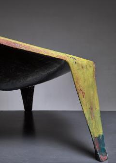 Ing G J Athmer Molded fiberglass prototype chair by Dutch architect Ing G J Athmer - 1191619