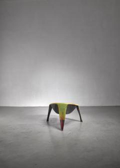 Ing G J Athmer Molded fiberglass prototype chair by Dutch architect Ing G J Athmer - 1191626