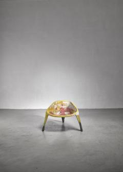 Ing G J Athmer Molded fiberglass prototype chair by Dutch architect Ing G J Athmer - 1191629