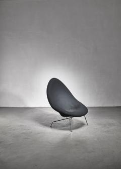 Ing G J Athmer Prototype lounge chair by Dutch architect Ing J G Athmer - 1191714