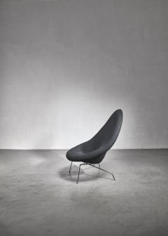 Ing G J Athmer Prototype lounge chair by Dutch architect Ing J G Athmer - 1191717