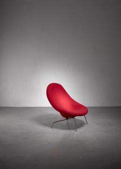Ing J G Athmer Prototype lounge chair by Dutch architect Ing J G Athmer - 1191638