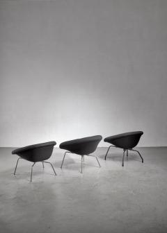 Ing J G Athmer Set of 3 prototype chairs by Dutch architect Ing J G Athmer - 1235186
