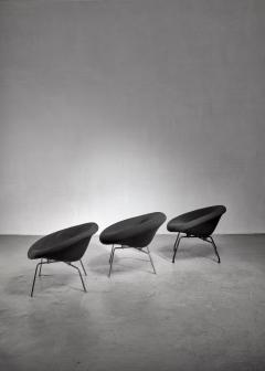 Ing J G Athmer Set of 3 prototype chairs by Dutch architect Ing J G Athmer - 1235187