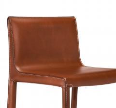 Interlude Home Bianca Counter Stool Cognac - 1423261