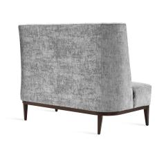 Interlude Home Chloe Banquette Feather - 1452546