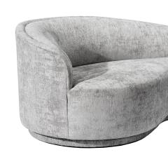 Interlude Home Dana left Chaise Feather - 1452504