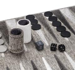 Interlude Home Hampton Backgammon Set - 1462291