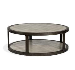 Interlude Home Litchfield Round Cocktail Table - 1463915