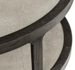Interlude Home Litchfield Round Cocktail Table - 1463918