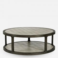 Interlude Home Litchfield Round Cocktail Table - 1464814