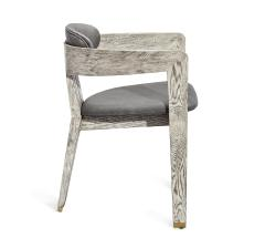 Interlude Home Maryl Dining Chair Light Grey - 1470819