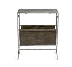 Interlude Home Simone Magazine Table - 1432297