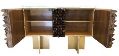 Interno 43 Wood Credenza by Interno 43 for Gaspare Asaro - 979857