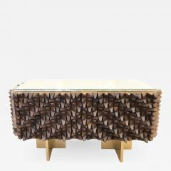 Interno 43 Wood Credenza by Interno 43 for Gaspare Asaro - 980025