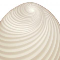Itri Vetri Murano Egg Vetri Murano Table Lamp - 1641328