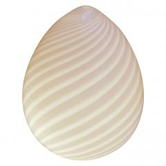 Itri Vetri Murano Egg Vetri Murano Table Lamp - 1641329