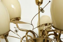 Itsu Paavo Tynell style chandelier by Itsu - 849154