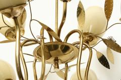 Itsu Paavo Tynell style chandelier by Itsu - 849159